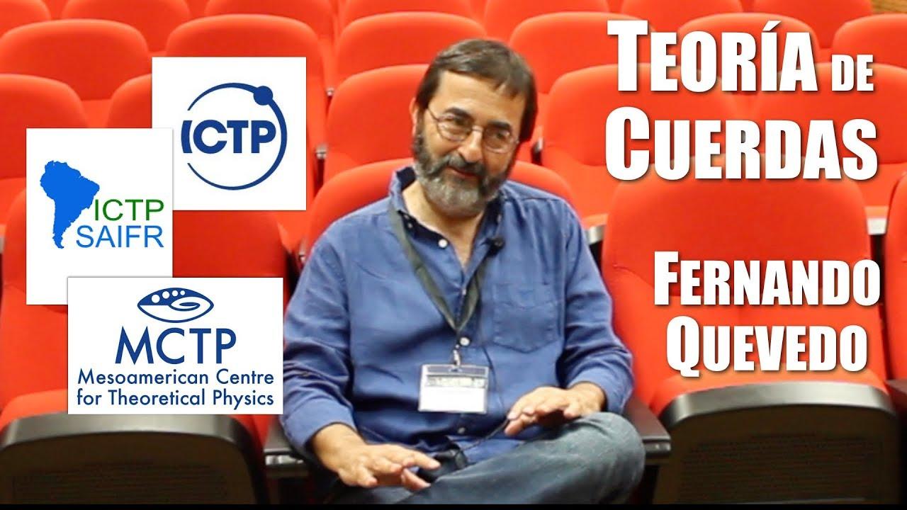Latinoamérica, y teoría de cuerdas: Entrevista a Fernando Quevedo (1/2)