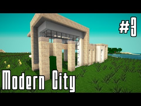 Full download minecraft modernes haus 4 bauen 001 hd for Modernes haus download