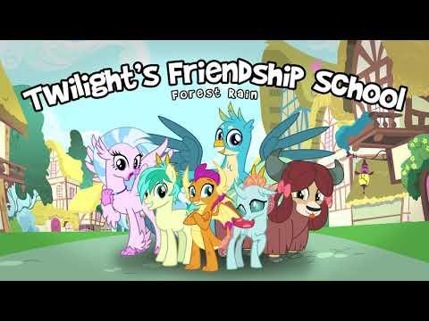Twilight's Friendship School (Original by Forest Rain)