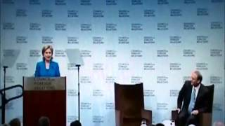 Hillary Clinton: The CFR Runs the U.S. Government | Council on Foreign Relations