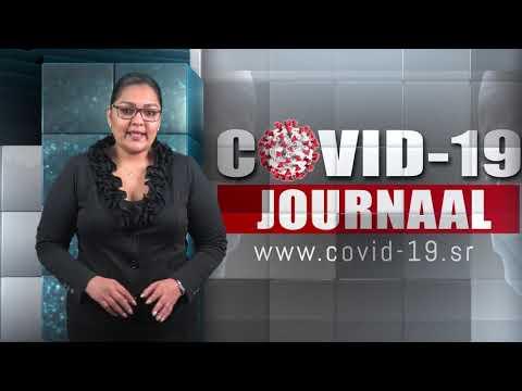 Het COVID 19 Journaal Aflevering 46 24 September