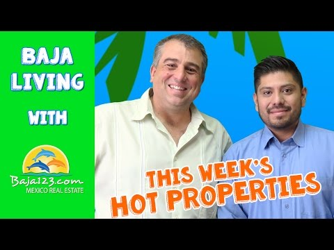 Hot Properties For Sale in Rosarito by Kanoa & Luis – Baja Real Estate