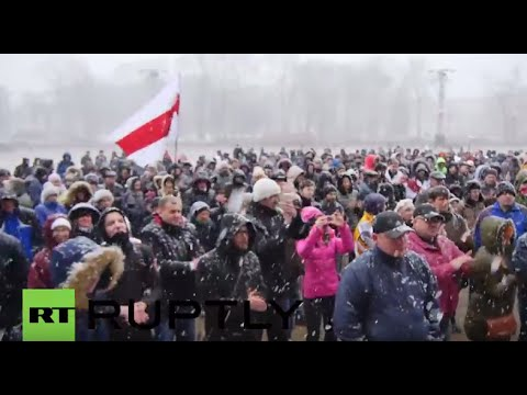 Belarus: Business owners protest against 'economic genocide' of new decree