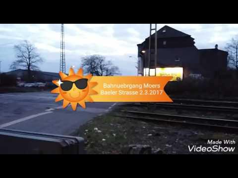Bahnübergang Baeler Straße Moers
