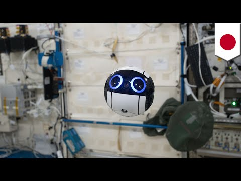 Cute space drone: JAXA's Int-Ball to take over photography duties from astronauts - TomoNews