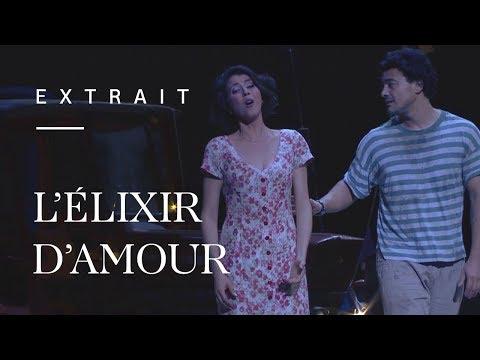 L'Elisir D'amore By Gaetano Donizetti (Lisette Oropesa & Vittorio Grigolo)