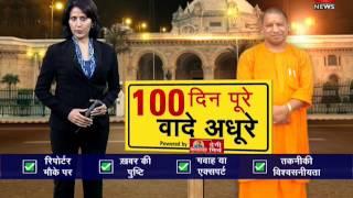Report Card : Yogi Adityanath completes 100 days as UP CM