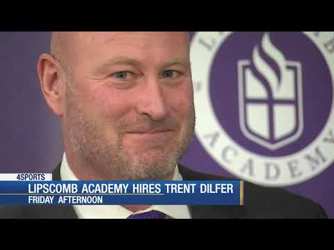 Lipscomb Academy hires Trent Dilfer as head coach