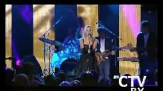 Полина Гагарина (Polina Gagarina) - «Колыбельная», Live! 12.12.2010