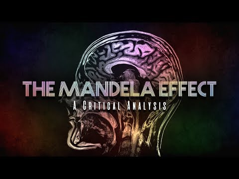 The Mandela Effect: A Critical Analysis