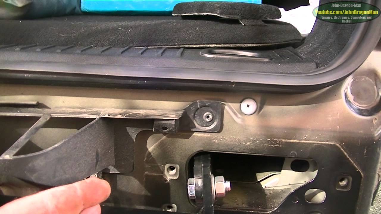 how to fit a tow bar to a ford mondeo mk4 2007 to 2014