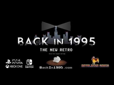 Ретро-хоррор Back in 1995 выйдет на Xbox One