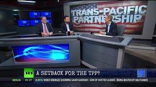 "New Wiki Leak Reveals ""TPP Horror Show"""