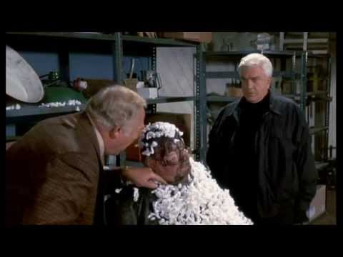 The Naked Gun 2½: The Smell of Fear: It's just you and me.