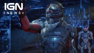 'Vast Majority' of Mass Effect Andromeda Playable After the Main Story Ends - IGN News