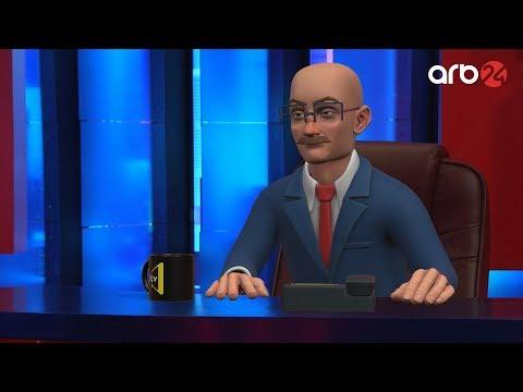 """İTV-də Yayımlanan """"3D"""" Verilişinin Müəllifi Və Aparıcısı Dadaş Dadaşlinski """"24 Dəqiqə""""də - ARB 24"""