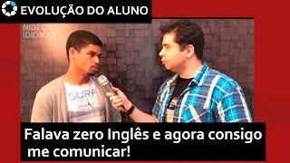 INCRÍVEL: Aluno passa a se comunicar em Inglês a partir do zero