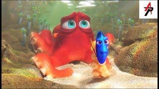 Finding Dory - Dory and Hank accidentally reach the Kid Zone