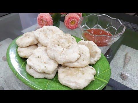 Cara Membuat Cireng Sederhana Resep Cireng Youtube