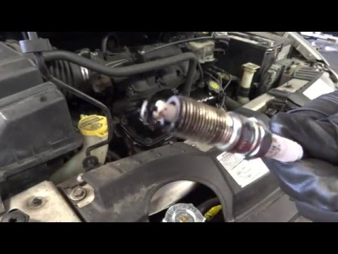 2002 town & country misfire diagnosis