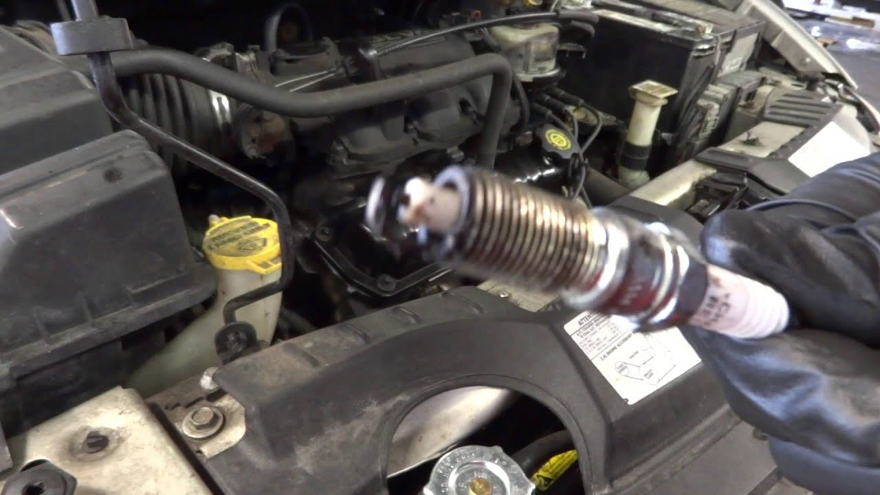 2002 town country misfire diagnosis [ 1280 x 720 Pixel ]