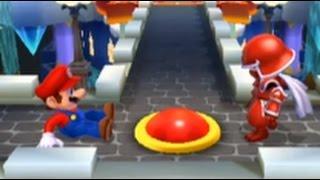Mario Sports Mix (Wii U) - Basketball - Star Cup & Behemoth (Hard)