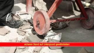 Kurzfilm Betonmischer & Mörtelquirl