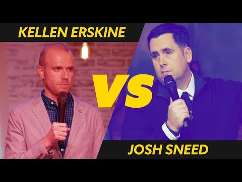 DBC Stand Up Battle - Kellen Erskine Vs. Josh Sneed