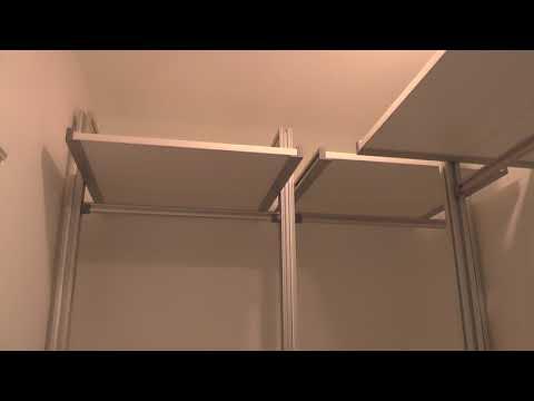 колонные гардеробные системы!