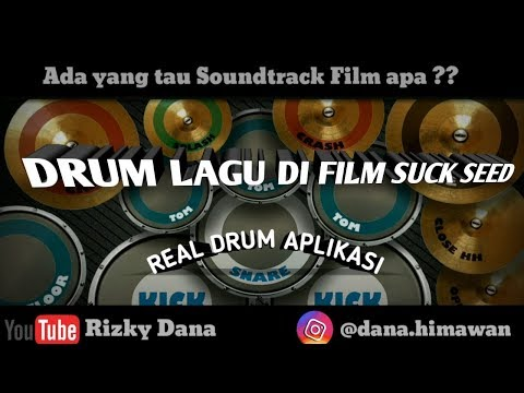 "REAL DRUM SOUND TRACK FILM ""SUCK SEED"" #REALDRUM"