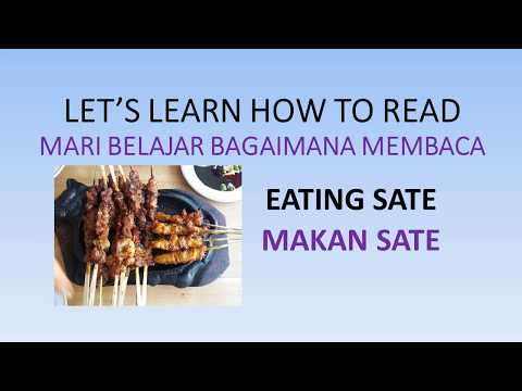 LEARN BAHASA INDONESIA READING