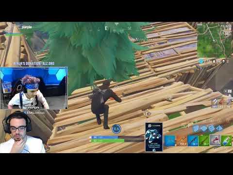 Ninja Vegas 2018 Final Game! - Heat 3 Game 3 - Ninja vs Myth - ExocticChaotic wins!