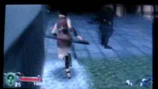 Tenchu (PSP) Time of the Assassins - Gameplay