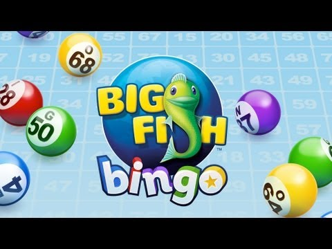 Big Fish Bingo
