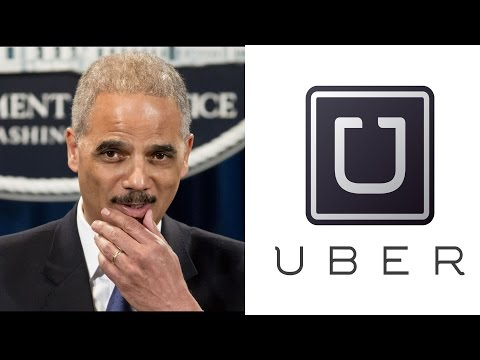 Eric Holder To Oversee Sexual Harassment and Discrimination Investigations At Uber