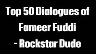 BB Ki Vines Top 50 Dialogues Of Fameer Fuddi