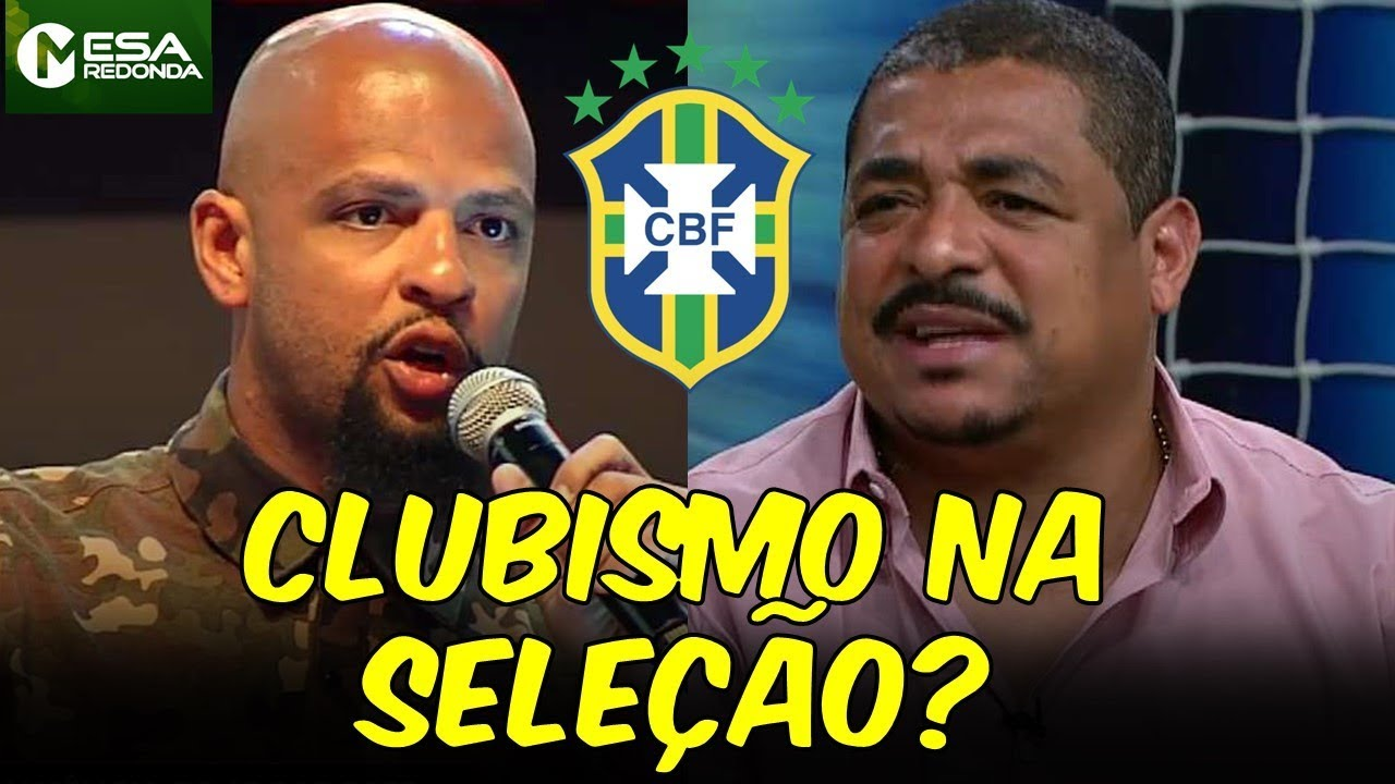 """""""Lógico QUE TEM!"""", dispara Vampeta sobre CLUBISMO na Seleção (23/06/19)"""
