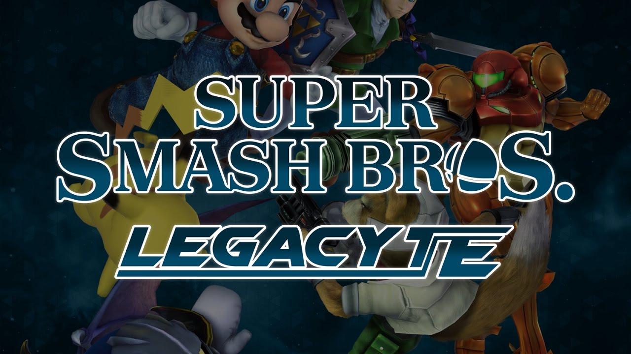Legacy TE - Smash Bros  Legacy