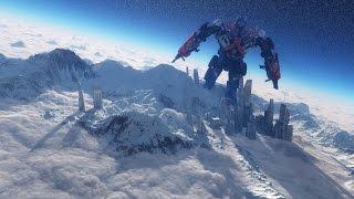 4K | Transformers - Animation & Digital Art in Ultra HD