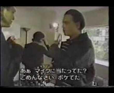 Johnny Depp Japanese Interview (Cinema Tsushin)