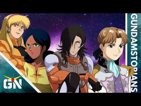 Gundam Characters & Their Mental Health Gundamstorians Podcast 05 Ft. Plamo Therapist