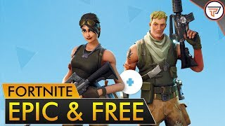 Surviving The Storm, Insane Fun! -Fortnite Battle Royal Free To Play