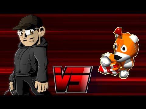 Johnny vs. Tails Doll - THE MOVIE