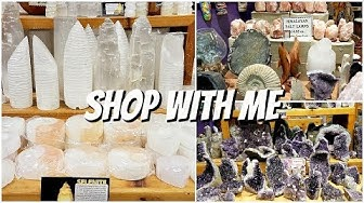 FOLLOW ME AROUND BLACK MARKET MINERALS ROCKS AND CRYSTALS TEMPE AZ 2018