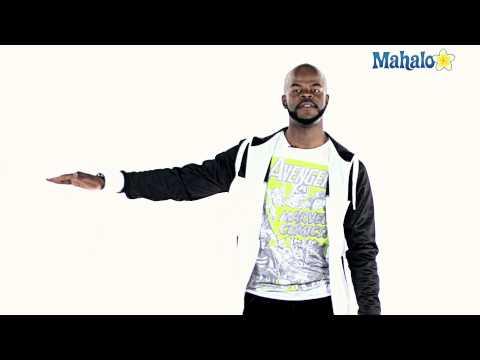 Learn Hip Hop Dance: Arm Wave