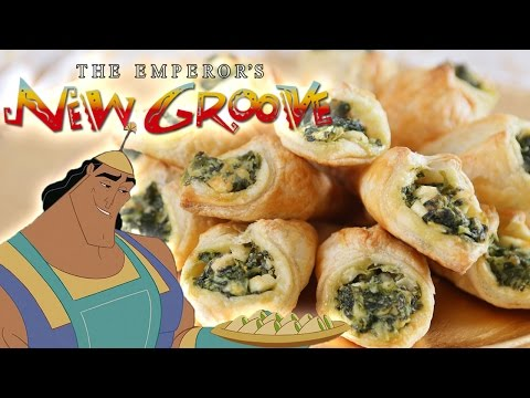 Save KRONK'S SPINACH PUFFS - NERDY NUMMIES Pics