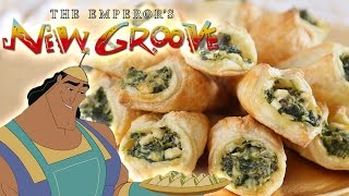 KRONK'S SPINACH PUFFS - NERDY NUMMIES thumbnail