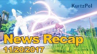 MMOs.com Weekly News Recap #122 November 20, 2017