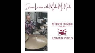 Mike McNeil - 16th Note Counting