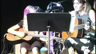 Angelique Leroux performs Let It Go - Danman Kids Concert June 28 2014